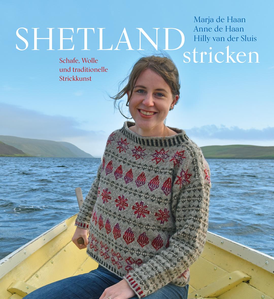 de Haan Shetland stricken
