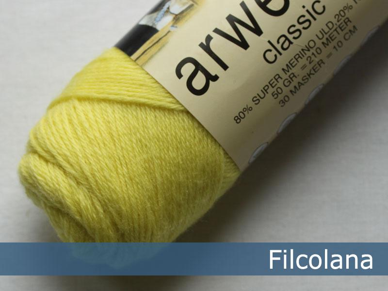 Arwetta classic - 255 Limelight (Sockenwolle)