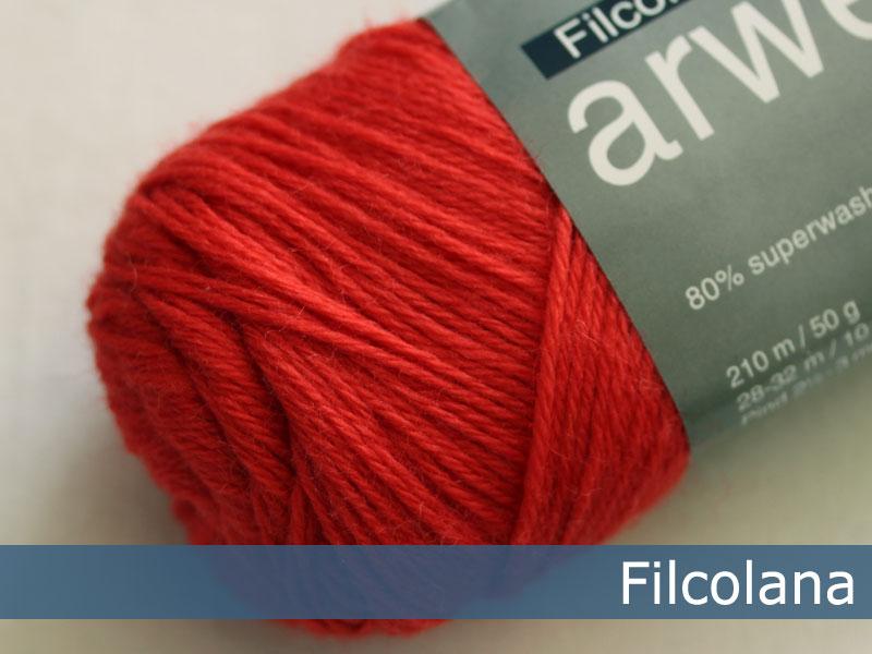 Arwetta classic - 277Cayenne (Sockenwolle)