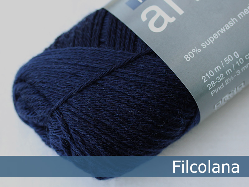 Arwetta classic - 145 Navy Blue (Sockenwolle)