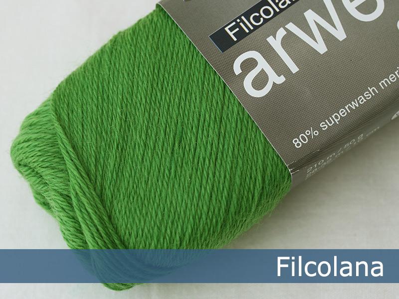 Arwetta classic - 279 Juicy Green (Sockenwolle)