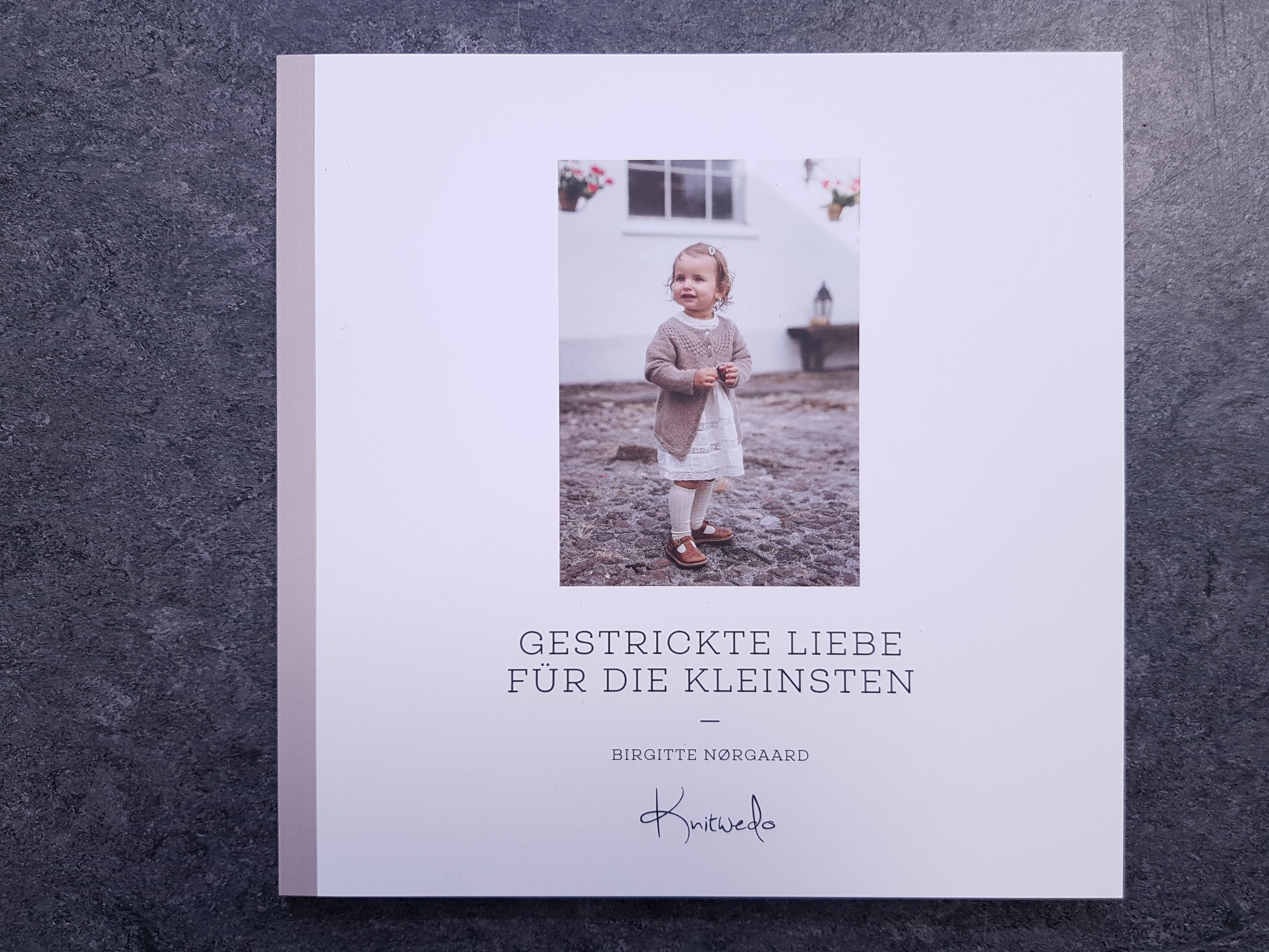 Gestrickte Liebe für die Kleinsten (Brigitte Norgaard)