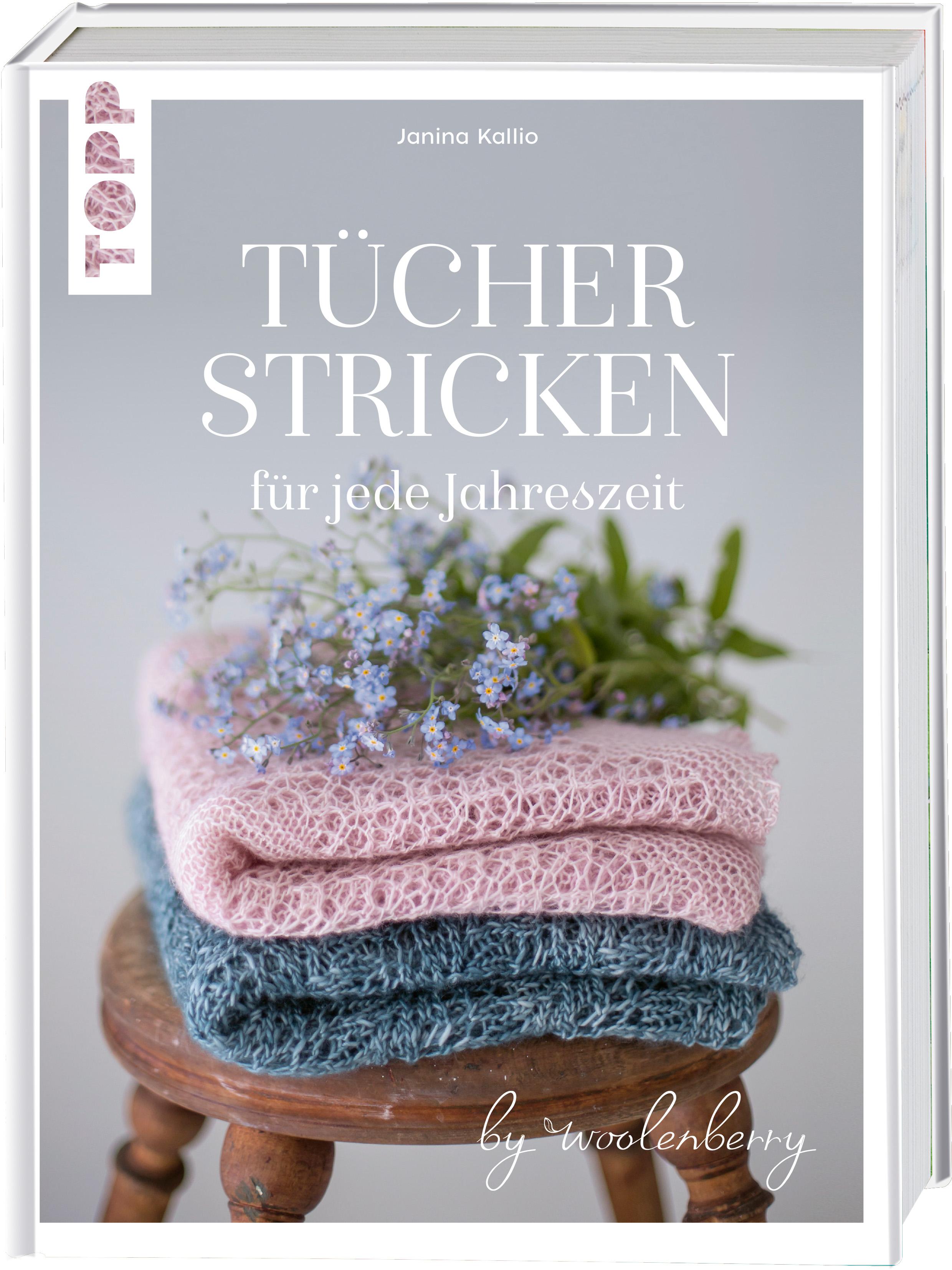 TOPP Tücher stricken für jede Jahreszeit 4814