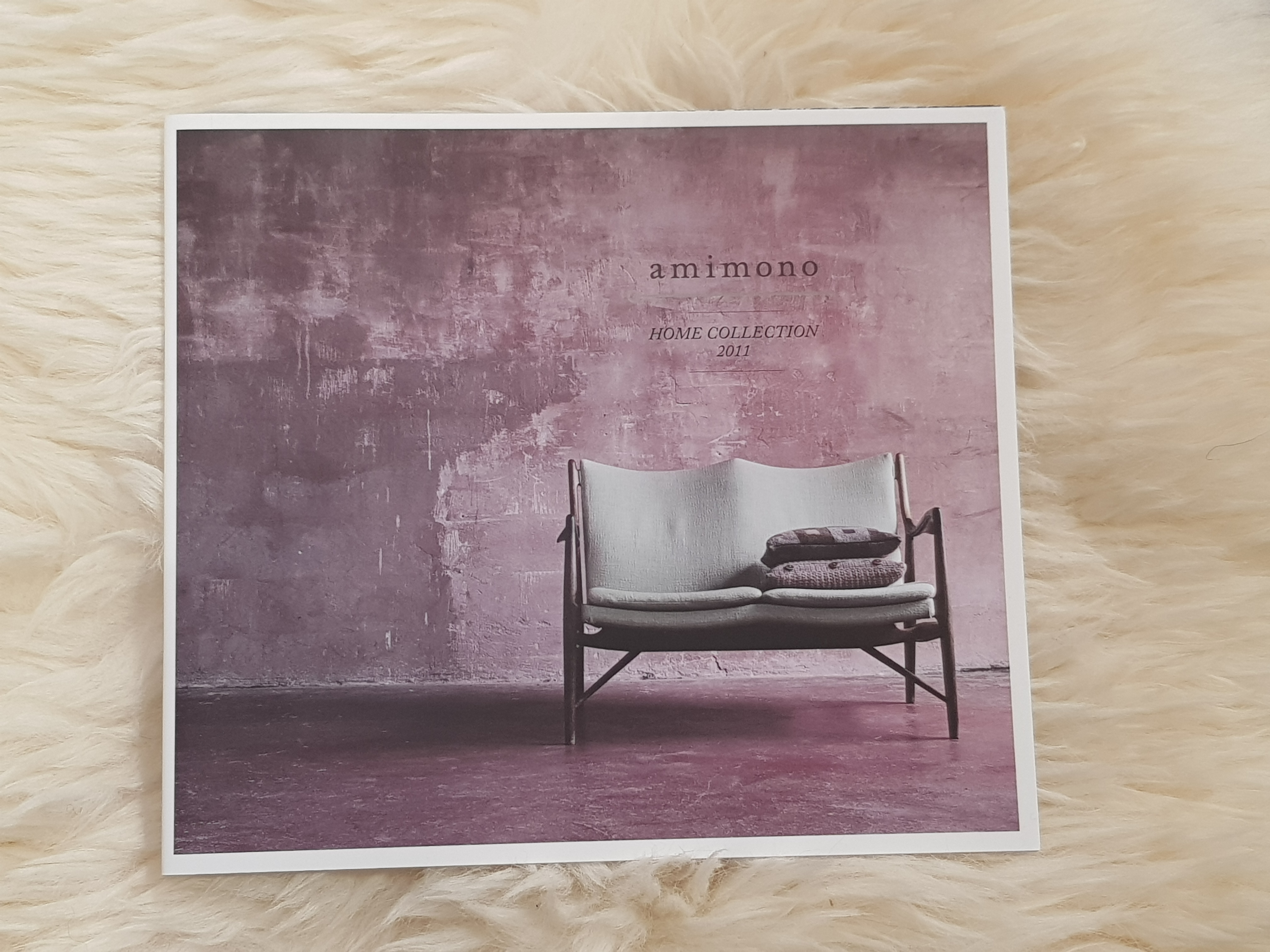 Amimono - Home Collection 2011 (Helga Isager)