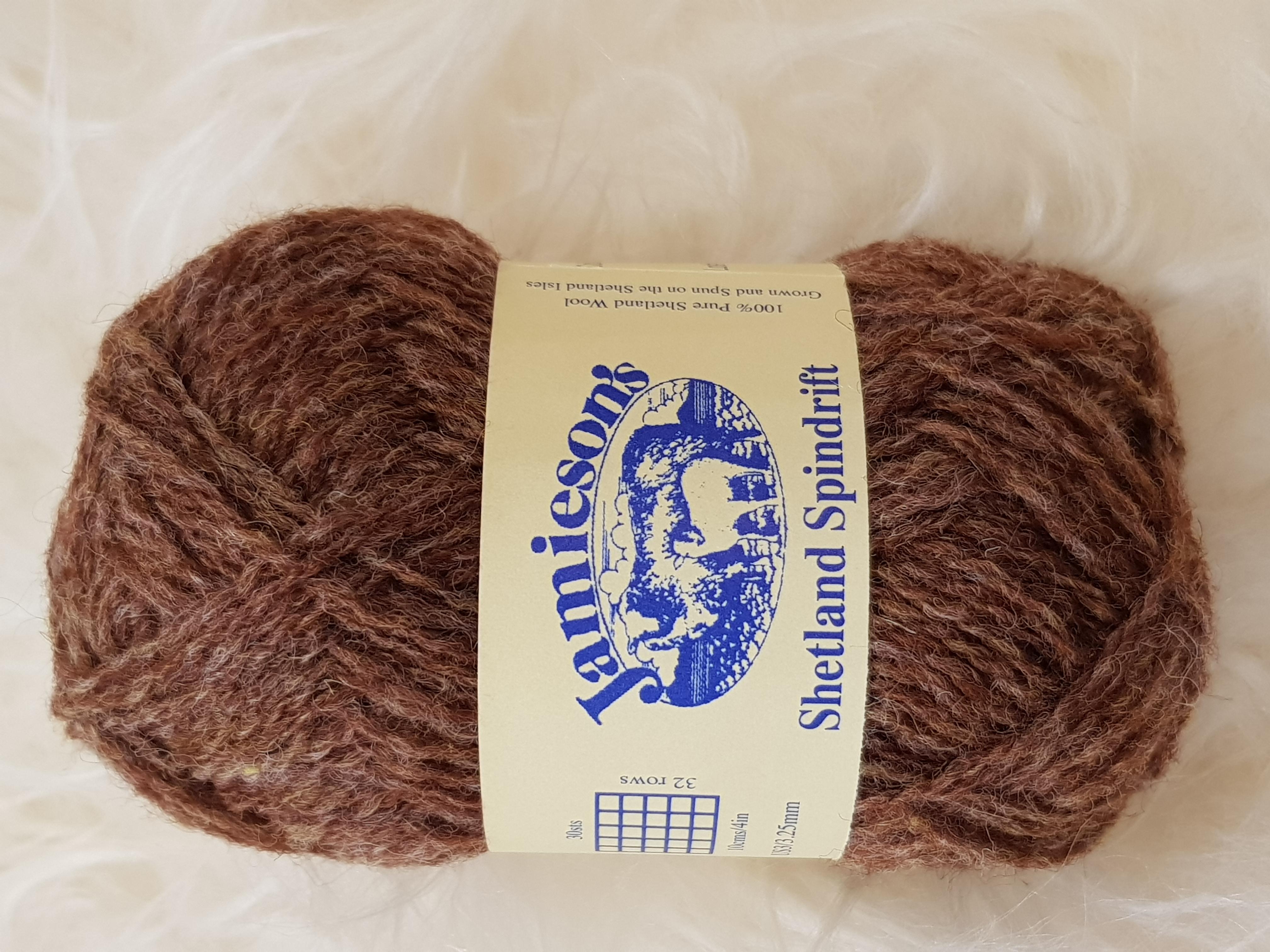 Shetland Spindrift - 190 Tundra
