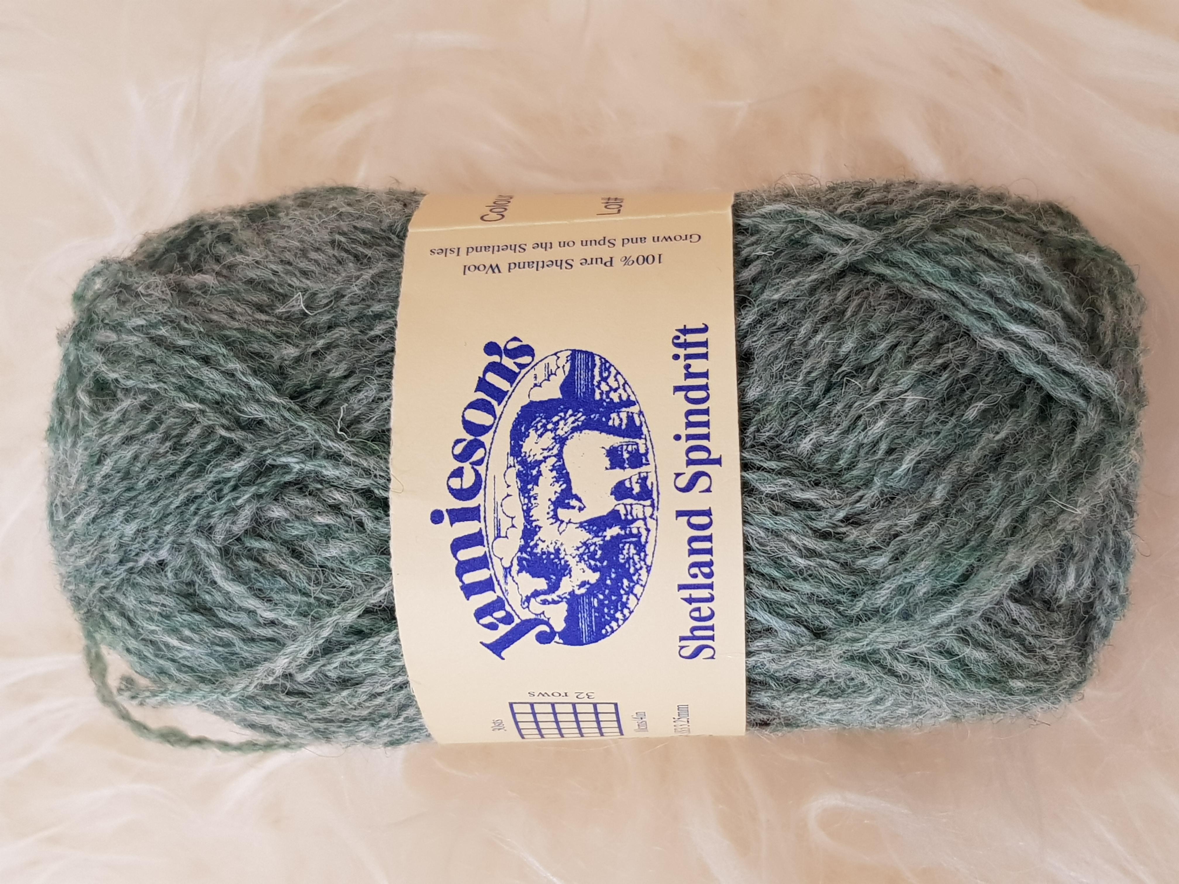 Shetland Spindrift - 329 Laurel