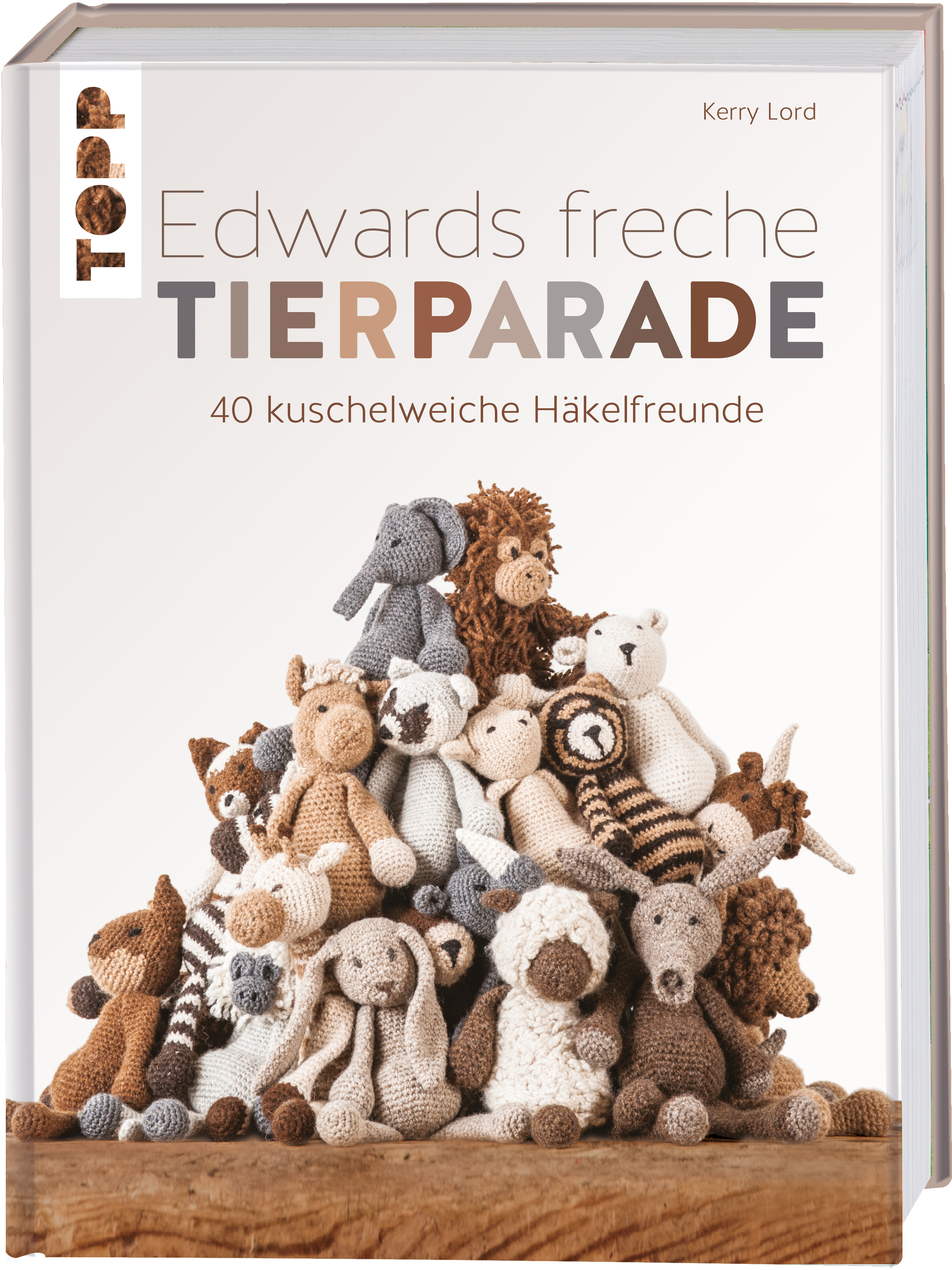 TOPP Edwards freche Tierparade