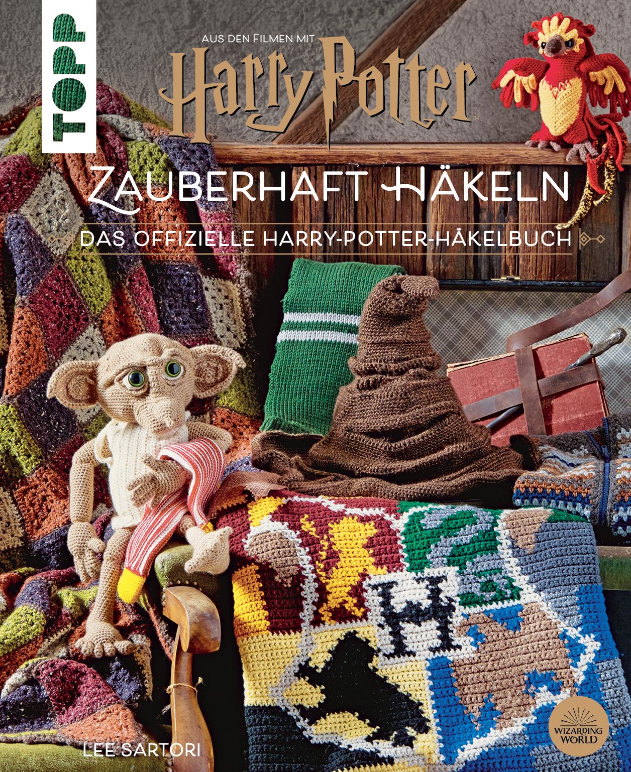 Harry Potter: Zauberhaft häkeln (Lee Sartori)