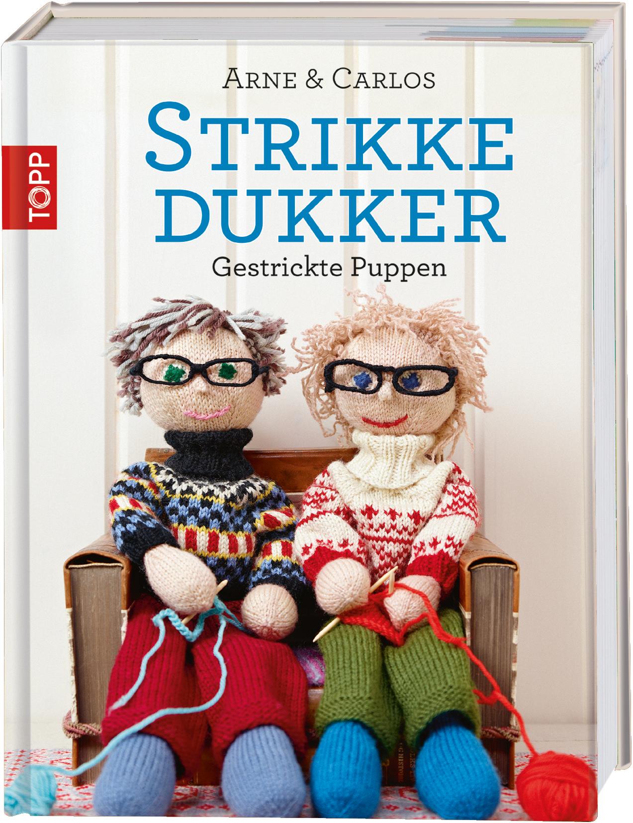 6773 Arne Carlos Strikkedukker