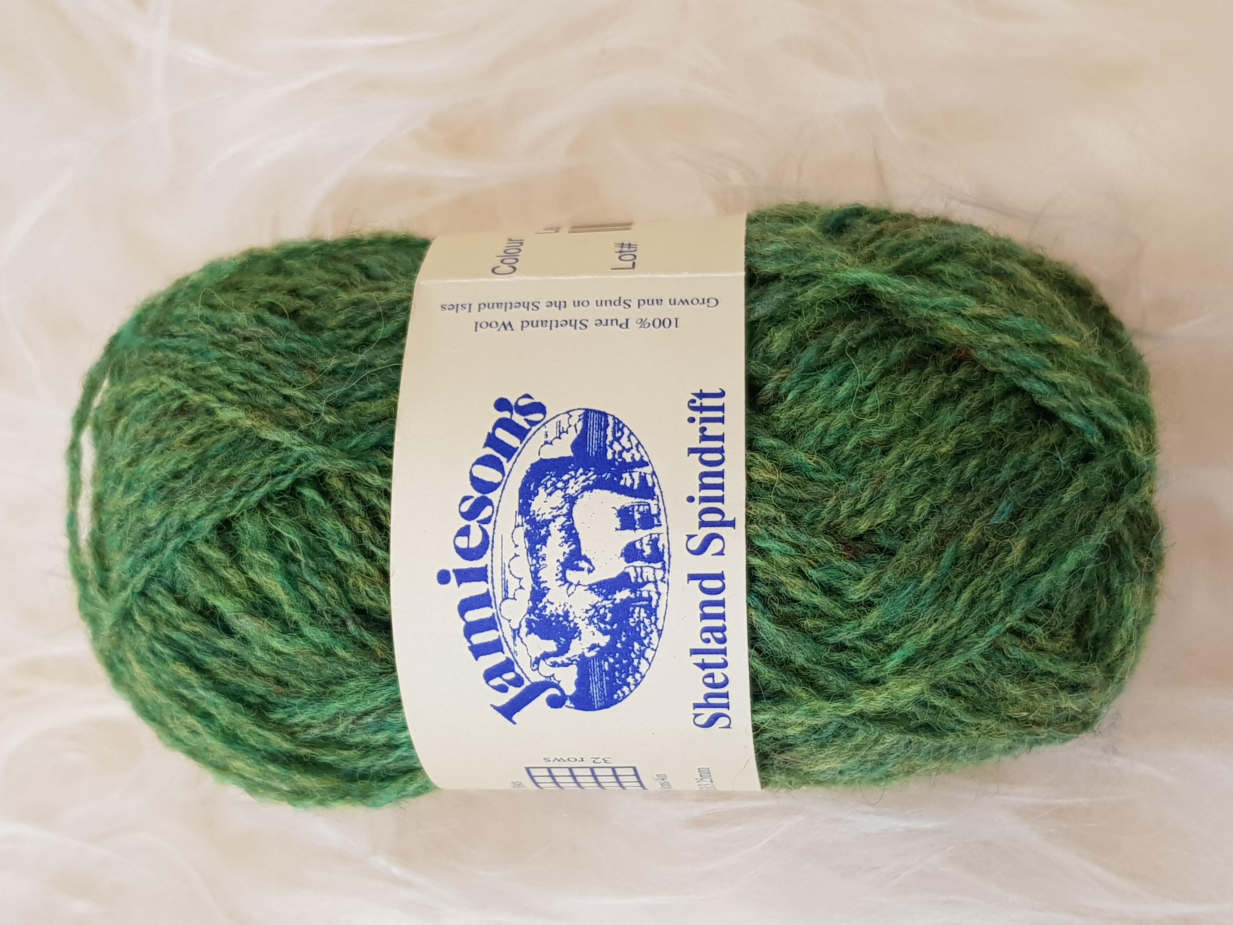 Shetland Spindrift - 259 Leprechaun