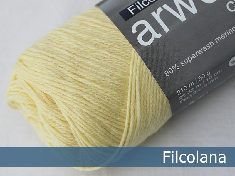 Arwetta classic - 196 French Vanilla (Sockenwolle)