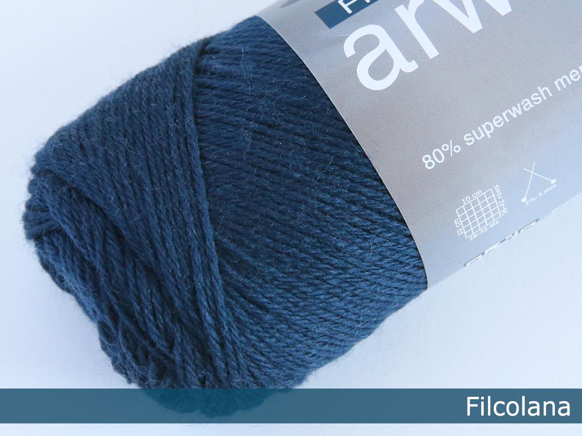 Arwetta classic - 270 Midnight Blue (Sockenwolle)