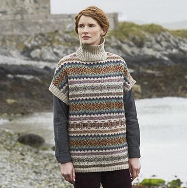 Wallin Shetland Mousa